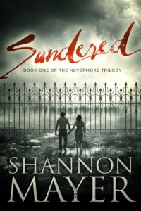 Sundered: The Nevermore Trilogy Book 1 is today's highest-rated free Kindle book.