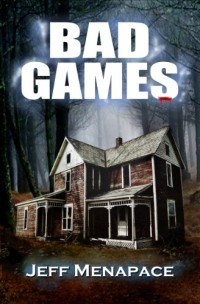 Horror novel Bad Games is today's highest-rated free Kindle book.