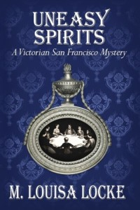 Historical mystery novel Uneasy Spirits is today's highest-rated free Kindle book.