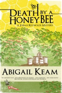 With 300+ reviews, mystery novel Death By A HoneyBee is today's highest-rated free Kindle book.