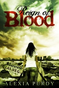 Dark fantasy novel Reign of Blood by Alexia Purdy is today's highest-rated free Kindle book.