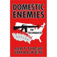 Political thriller Domestic Enemies: The Reconquista is today's highest-rated free Kindle book.