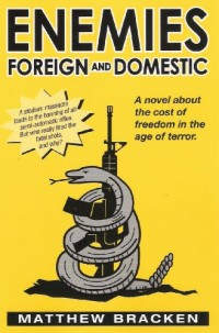 With 380 reviews, Enemies Foreign and Domestic is today's highest-rated free Kindle book.