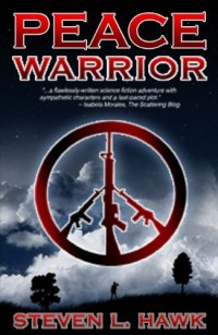 With 200+ reviews, sci-fi novel Peace Warrior is today's highest-rated free Kindle book.