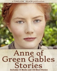 This massive collection of Anne of Green Gables stories is free today.