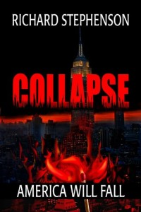 With 485 reviews, political thriller Collapse is today's highest-rated free Kindle book.