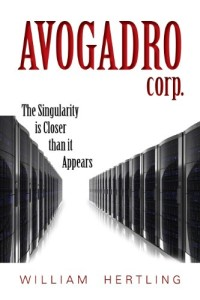 Dark science fiction novel Avogadro Corp. is today's highest-rated free Kindle book.