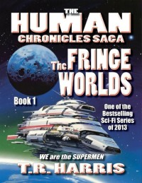 Science fiction novel The Fringe Worlds (The Human Chronicles - Book One) is today's highest-rated free Kindle book.