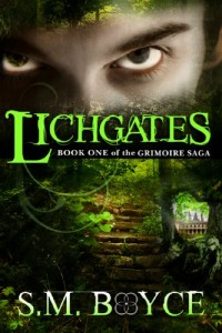 Epic fantasy adventure Lichgates: Book One of the Grimoire Saga is today's highest-rated free Kindle book.