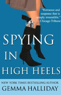 Mystery novel Spying in High Heels is today's highest-rated free Kindle book.