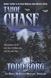 Mystery novel Tahoe Chase is today's highest-rated free Kindle book.