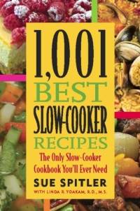 1,001 Best Slow-Cooker Recipes: The Only Slow-Cooker Cookbook You'll Ever Need is today's highest-rated free Kindle book.