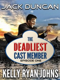 Disney fiction novel Deadliest Cast Member is today's highest-rated free Kindle book.