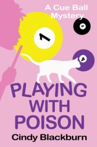 Humorous and romantic mystery novel Playing With Poison is today's highest-rated free Kindle book.
