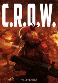 Military science fiction novel C.R.O.W. is today's highest-rated free novel.