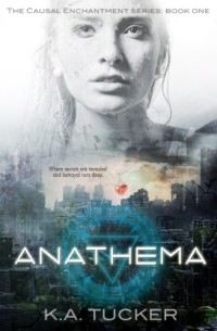 Vampire novel Anathema is today's highest-rated free Kindle book.