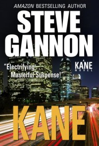 Suspense novel Kane is today's highest-rated free Kindle book.