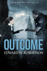 Dystopian science fiction novel Outcome is today's highest-rated free Kindle book.