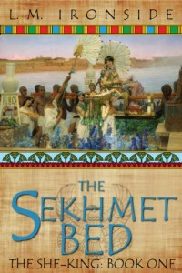 Ancient Egyptian historical novel The Sekhmet Bed is today's highest-rated free Kindle book.