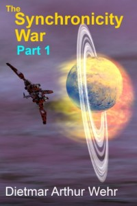 Science fiction novel The Synchronicity War Part 1 is today's highest-rated free Kindle book.