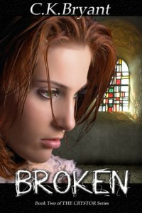 Paranormal fantasy/romance novel Broken is today's highest-rated free Kindle book.
