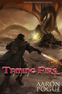 Epic fantasy novel Taming Fire is today's highest-rated free Kindle book.