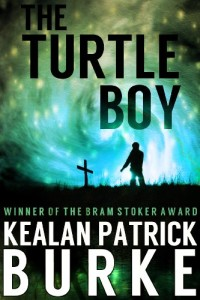 With over 400 reviews, ghost story Turtle Boy is today's highest-rated free Kindle book.