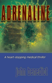 With nearly 300 reviews, medical thriller Adrenaline is today's highest-rated free Kindle book.