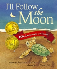 With over 1,000 (!) reviews, children's book I'll Follow the Moon is today's highest-rated free Kindle book.