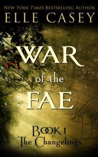 YA fantasy novel War of the Fae is today's highest-rated free Kindle book.