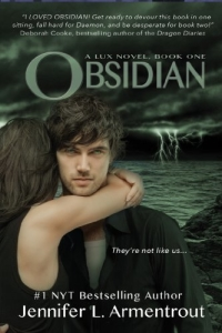 Young adult dystopian romance novel Obsidian is today's highest-rated free Kindle book.