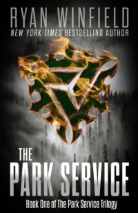 Science fiction adventure novel The Park Service is today's highest-rated free Kindle book.