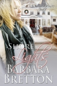 Romance novel Shore Lights is today's highest-rated free Kindle book.
