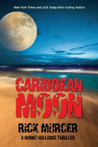 Thriller Caribbean Moon is today's highest-rated free Kindle book.