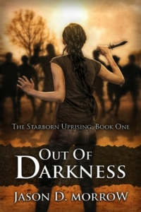 Post-apocalyptic science fiction novel Out of Darkness is today's highest-rated free Kindle book.
