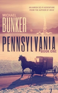 Amish sci-fi novel (yes, you read that right) Pennsylvania is one of today's highest-rated free Kindle book.