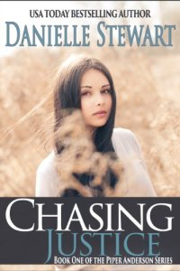 Contemporary romance/suspense novel Chasing Justice is today's highest-rated free Kindle book.