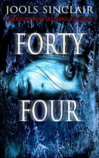 The first five books in paranormal suspense series Forty Four are free today.