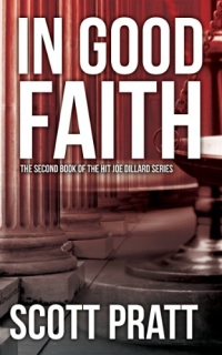 Legal thriller In Good Faith is today's highest-rated free Kindle book.