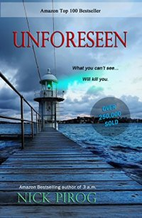 Humorous thriller Unforeseen is today's highest-rated free Kindle book.