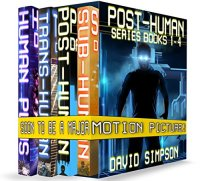 Sci-fi series Post-Human (Books 1-4) is today's highest-rated free Kindle book.