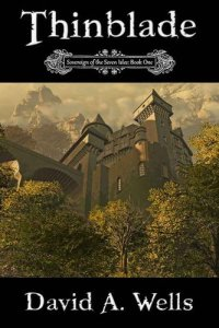 Epic fantasy novel Thinblade is today's highest-rated free Kindle book.