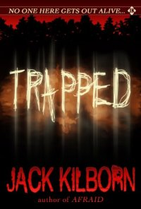 Horror novel Trapped is today's highest-rated free Kindle book.
