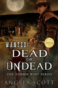 Zombie novel Wanted: Dead or Undead is today's highest-rated free Kindle book.