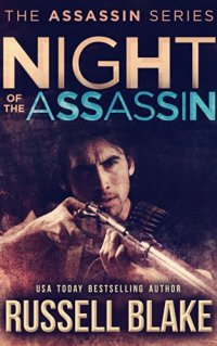 Thriller Night of the Assassin is today's highest-rated free Kindle book.