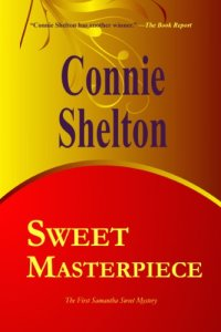Mystery novel Sweet Masterpiece is today's highest-rated free Kindle book.