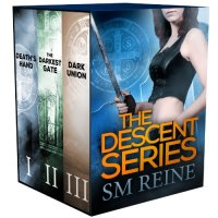 Books 1–3 on the Descent Series are today's highest-rated free Kindle books.