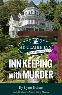 Murder mystery Inn Keeping With Murder is today's highest-rated novel.