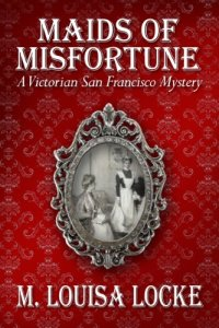 Cozy historical mystery Maids of Misfortune is today's highest-rated free Kindle book.