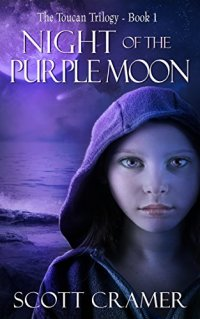 YA dystopian adventure novel Night of the Purple Moon is today's highest-rated free Kindle book.